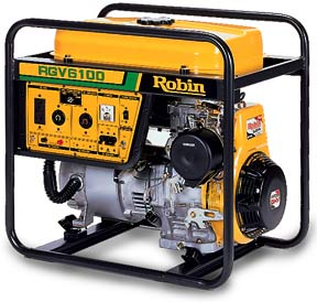 Abc Generators Product Details Robin Subaru Generator Model Rgv6100e